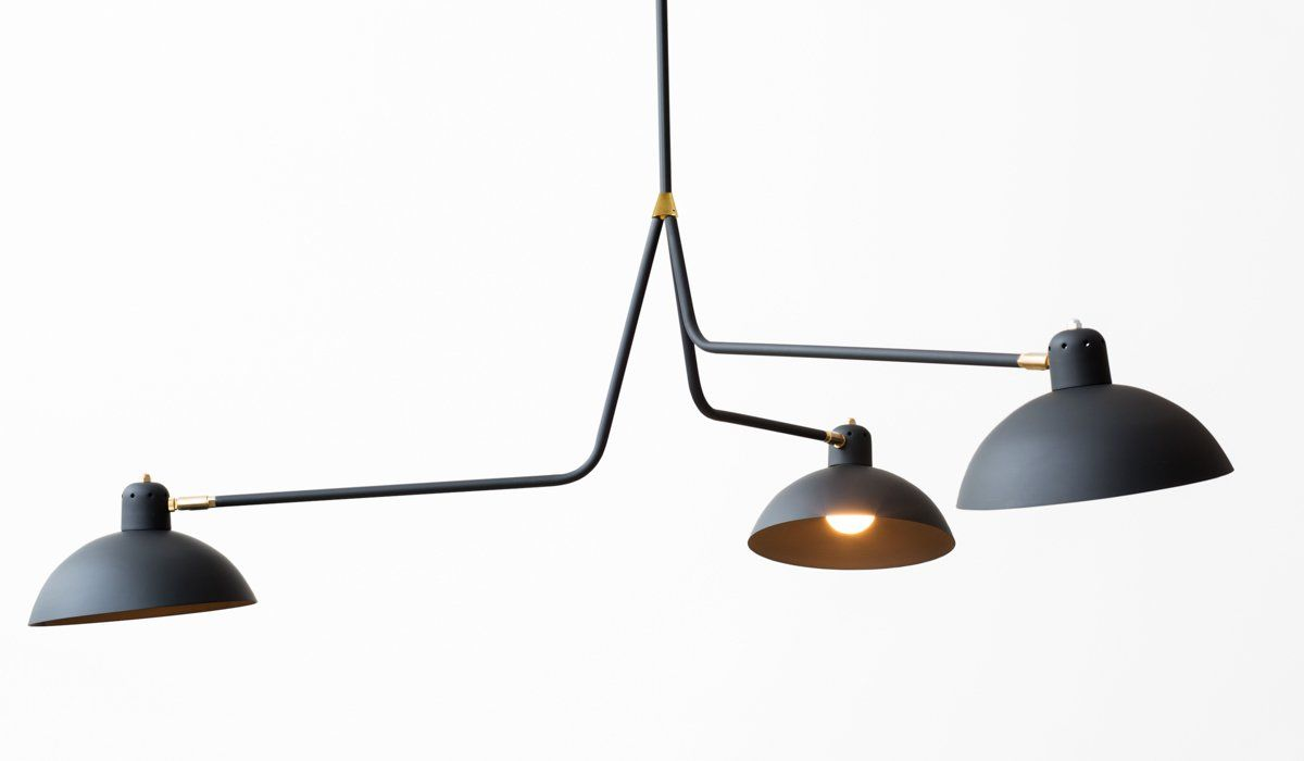 Lambert Deko Lambert Fils Waldorf Suspension Pendant Triple Home Goods