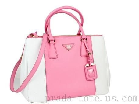 12cb737e1ba4 Luxury  Prada BN2274 Handbags in Sakura Pink onnline sale