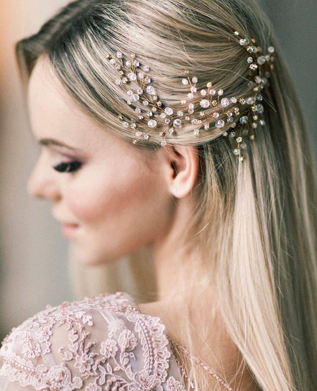 olga delice bridal hair accessories | *headpieces galore
