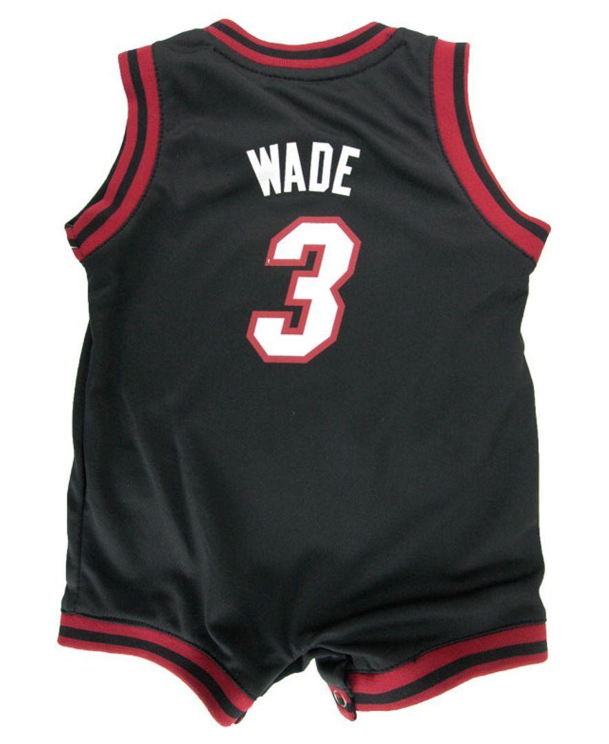 17bc49668 ... adidas Baby Dwyane Wade Miami Heat Jersey ...