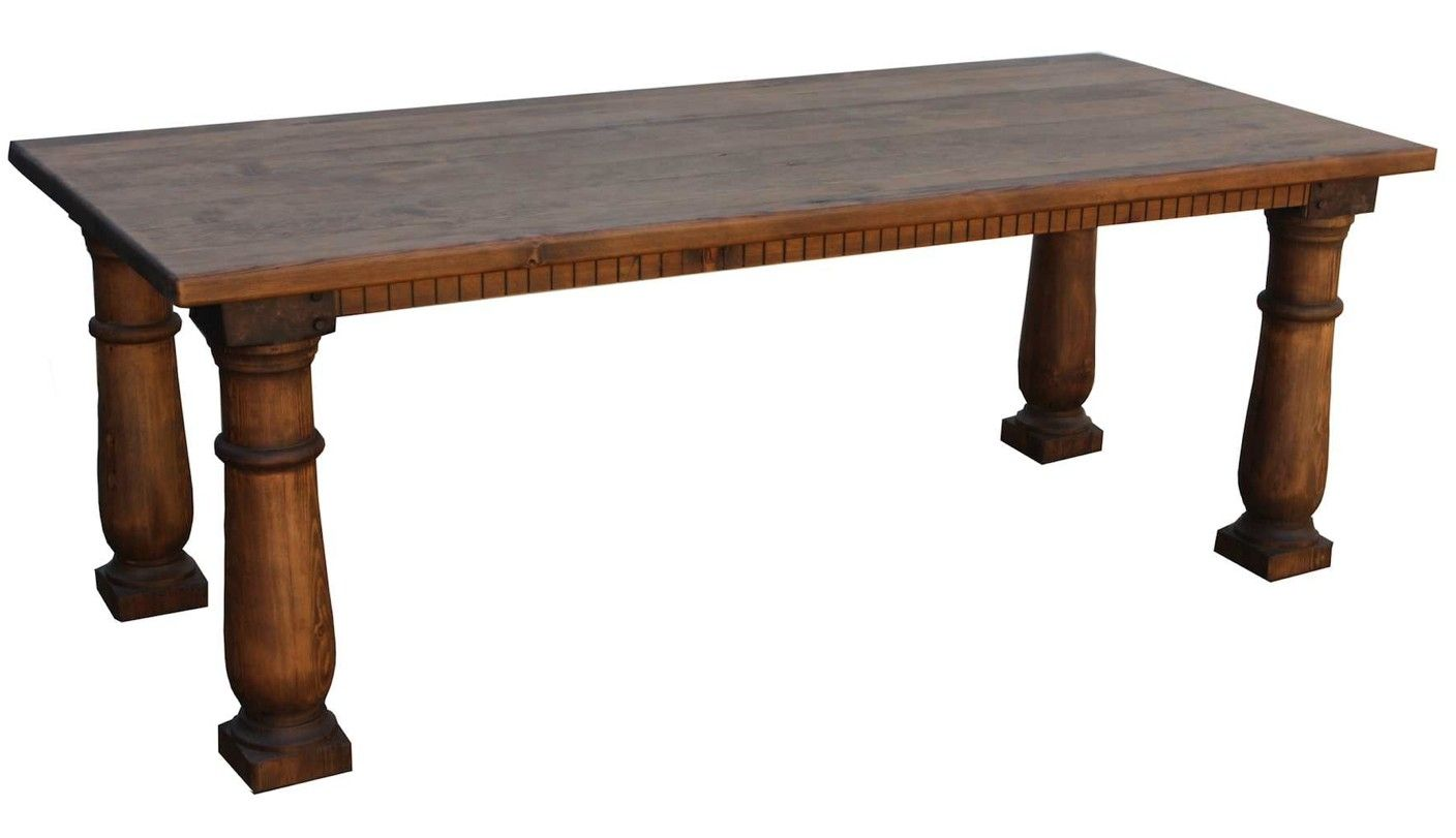 Reclaimed Wood Dining Table | Custom Made Reclaimed Wood Dining ...