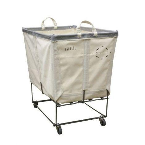 Marthastewart Found Laundry Basket Laundry Basket On Wheels