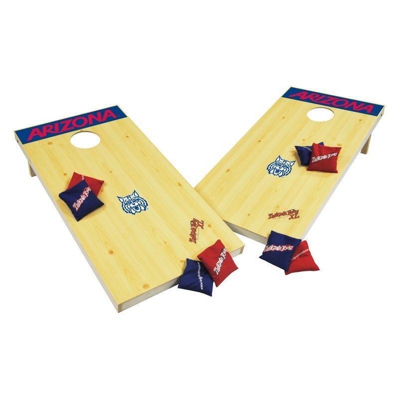 Wild Sports NCAA Tailgate Toss XL Cornhole Set - TTXLC-ARZ