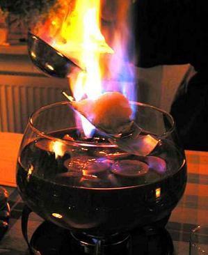 Original Ennewitzer Feuerzangenbowle, Rezept, Zubereitung