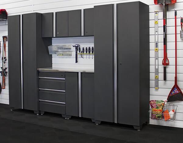 Placard De Rangement Garage Superior Meuble Glamour | Rangement garage, Rangement, Placard