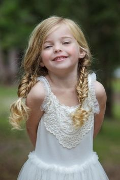 Fantastic 1000 Images About Little Girl Stuff On Pinterest Short Hairstyles Gunalazisus
