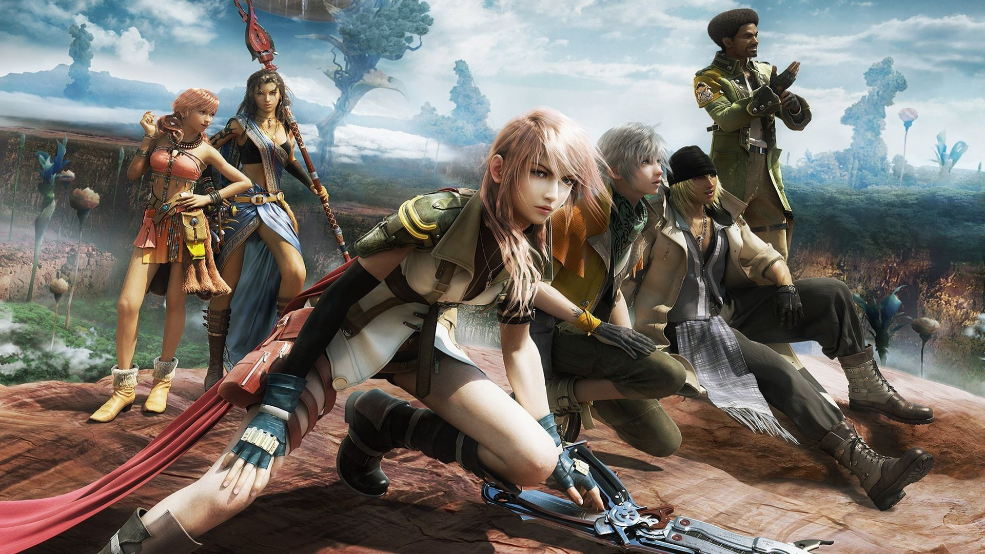 Final Fantasy XIII - Lightning Wallpaper by kuroryuzaki28 ...