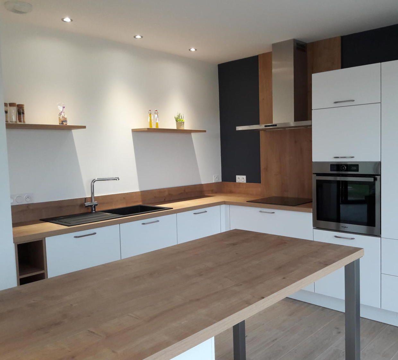 Www Arthur Bonnet Com Accessoires cuisine blanche et bois : 15 idées pour vous inspirer