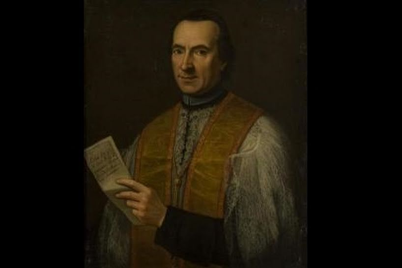 23 de mayo. Hoy celebramos a ... San Juan Bautista de Rossi