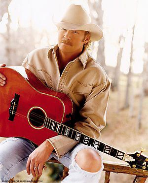 Alan Jackson Tall And Handsome A Strong Cup Of What Sabrina