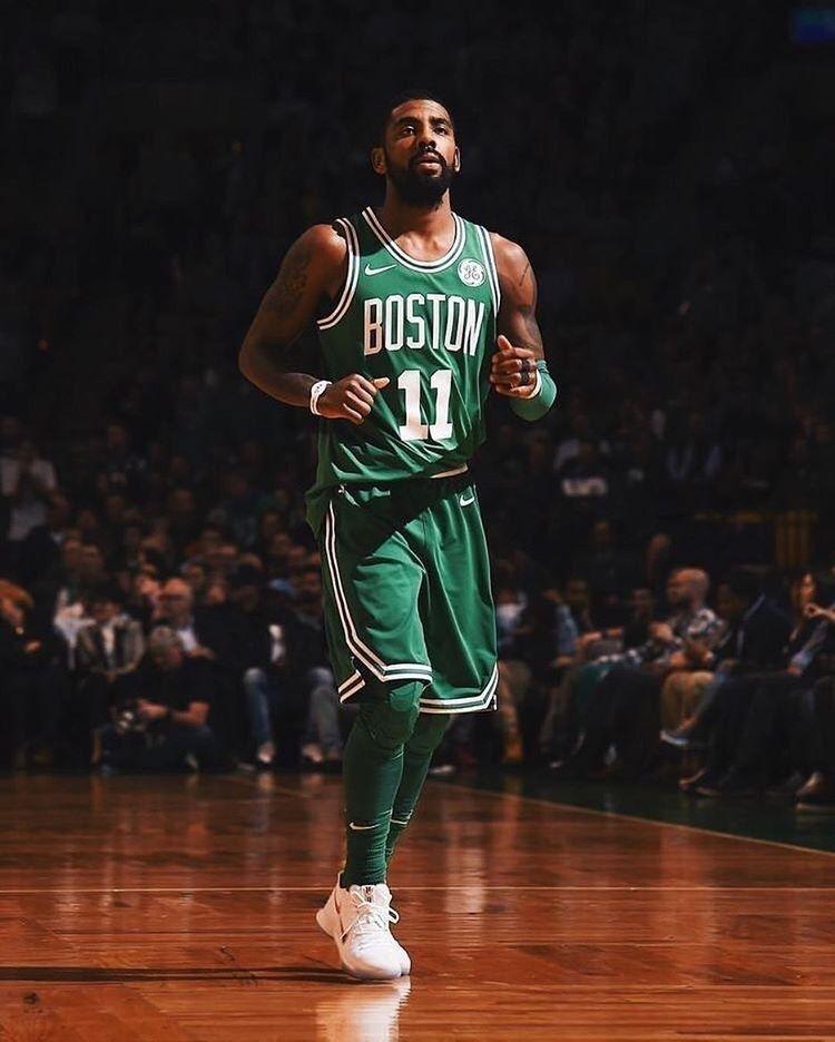 Regram Hoopsnation Describe Kyrie Irving In 1 Word Via Celtics Tags Nba Squad Http Ift Tt 2j0v11i