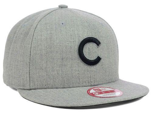 Chicago Cubs New Era MLB H-Black 9FIFTY Snapback Cap Hats