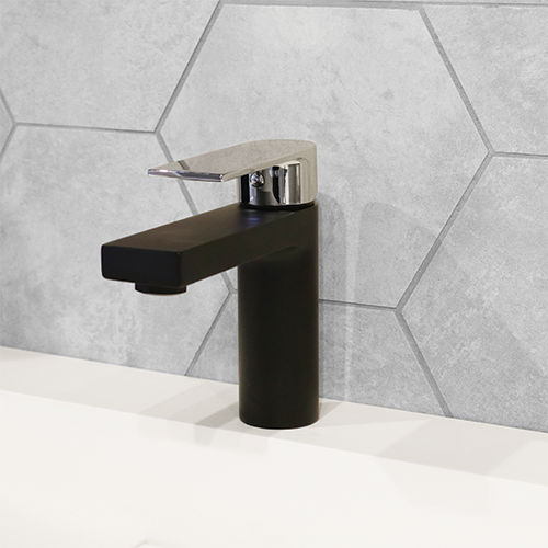 Black tapware shower taps kitchen mixers australia