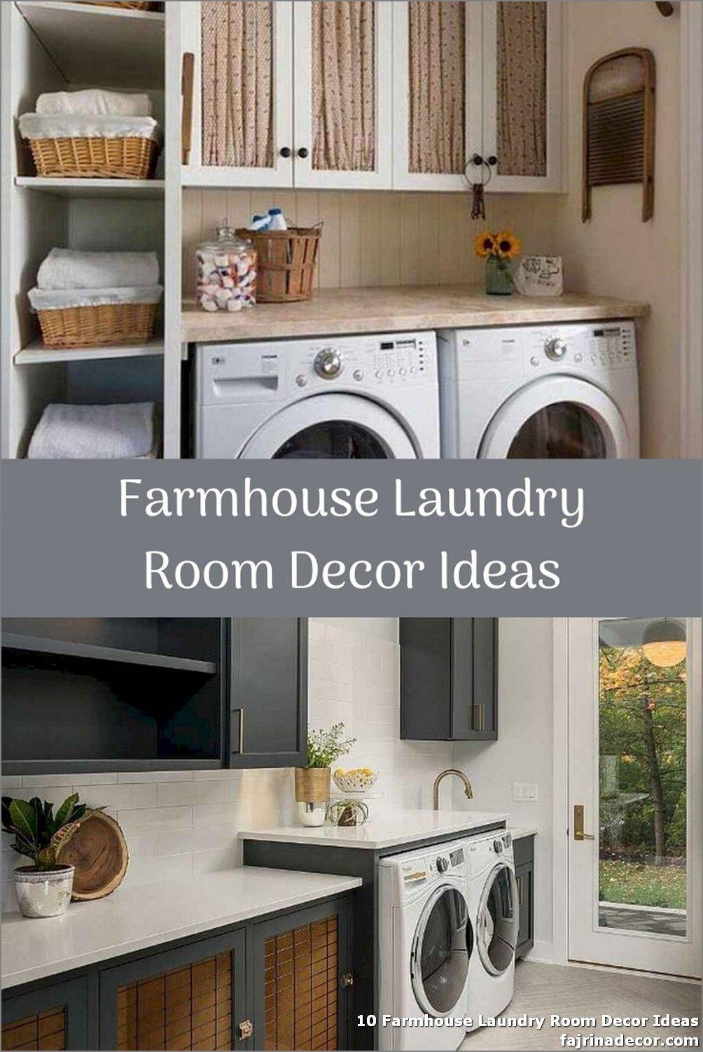 28++ Farmhouse laundry type