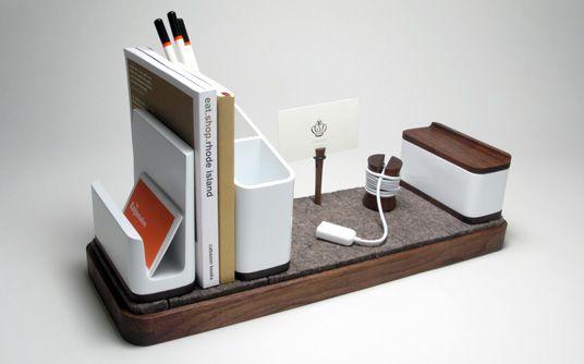 15 Creative Desk Organizers And Cool Desk Organizer Designs
