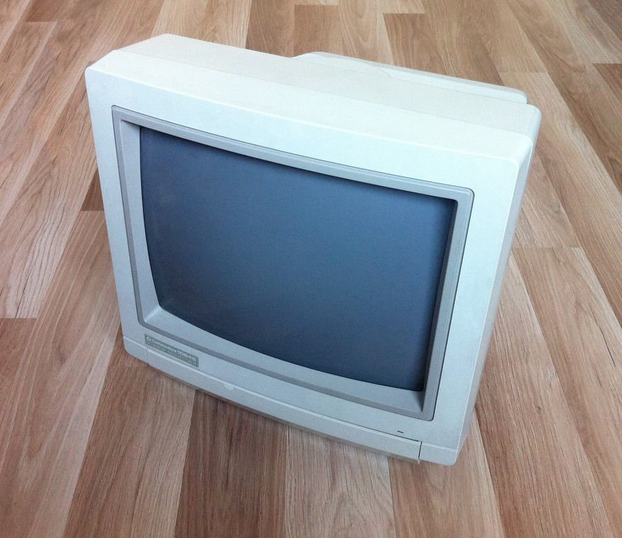 Commodore Monitor 1084s P1