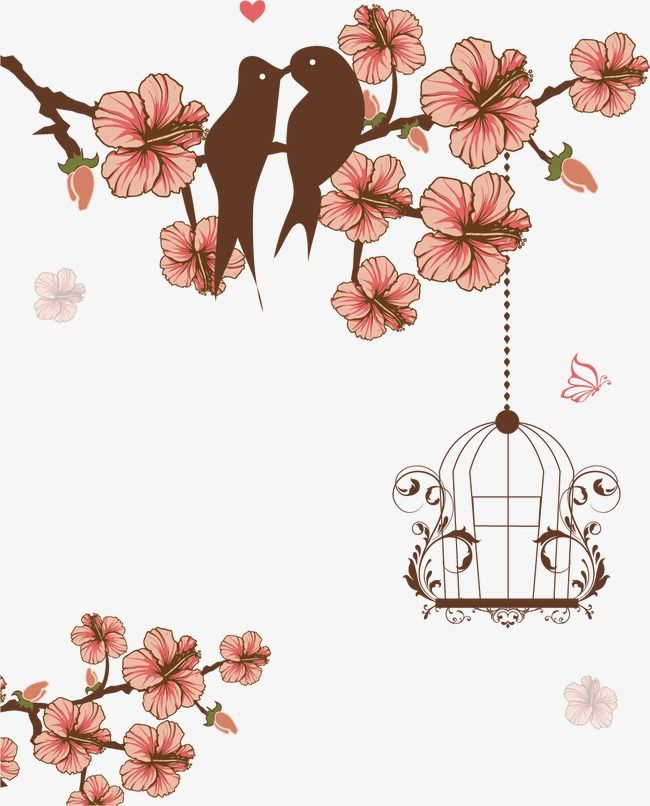 Lovebirds Wedding Flowers Birdcage Lovebirds Png Transparent Clipart Image And Psd File For Free Download Bird Wedding Invitations Love Birds Wedding Wedding Invitation Card Design