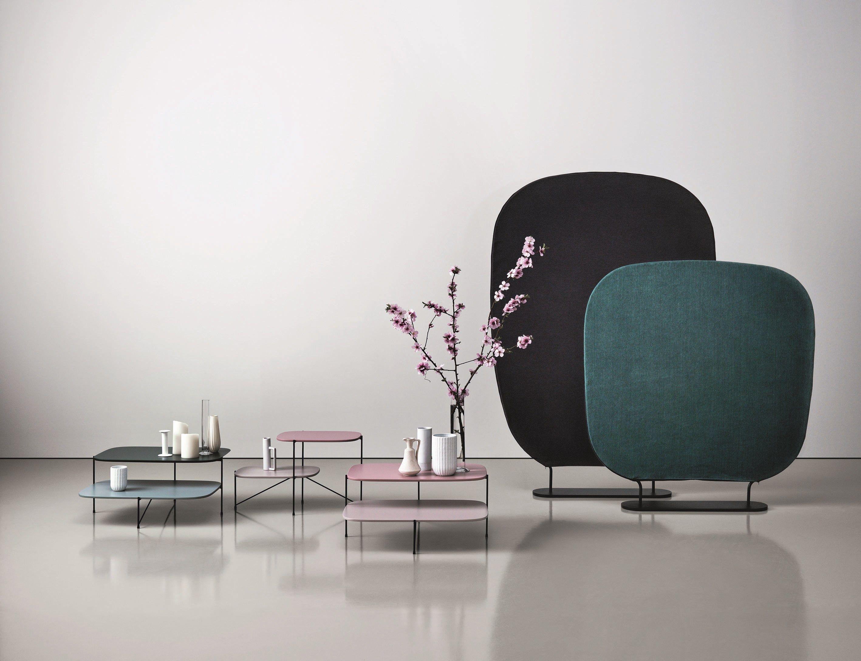 間仕切り shade by saba italia デザイン marco zito fabric room