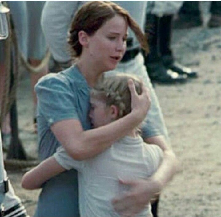 Primrose Everdeen And Katniss