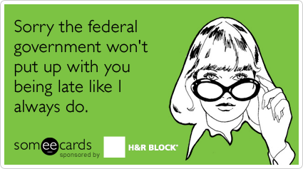 Sorry The Federal Government WonT Put Up With You Being Late Like
