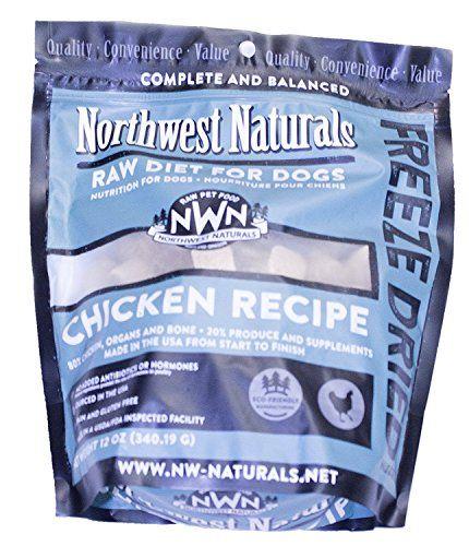 Northwest Naturals Raw Diet Freeze Dried Nuggets Dinner