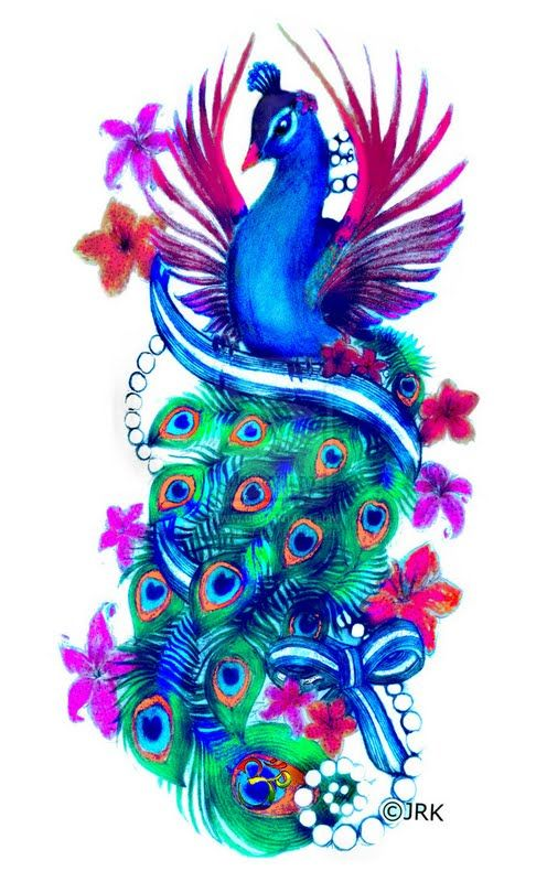 pav c3 a3o persnickety peacock colored by vice1 d3fvzs7 jpg 496 800
