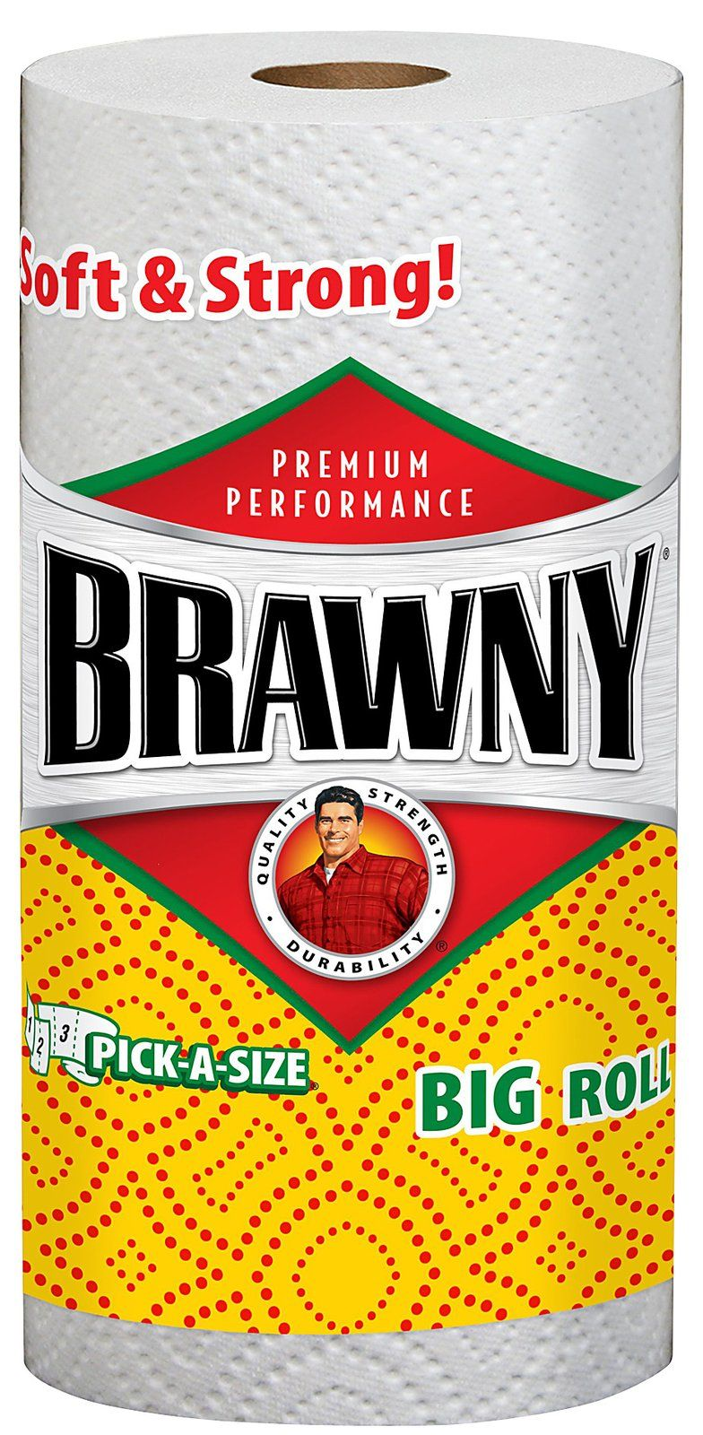 photograph regarding Brawny Printable Coupons titled Kroger: 2 No cost Brawny Paper Towels! (At the time Coupon) Discount coupons