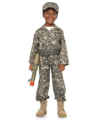 Our desert army soldier boys costume will have your little soldier calling left right left down the block on Halloween. A Wishcraft costume by Chasing ...  sc 1 st  Pinterest & desert army soldier boys costume | Halloween!! | Pinterest | Army ...