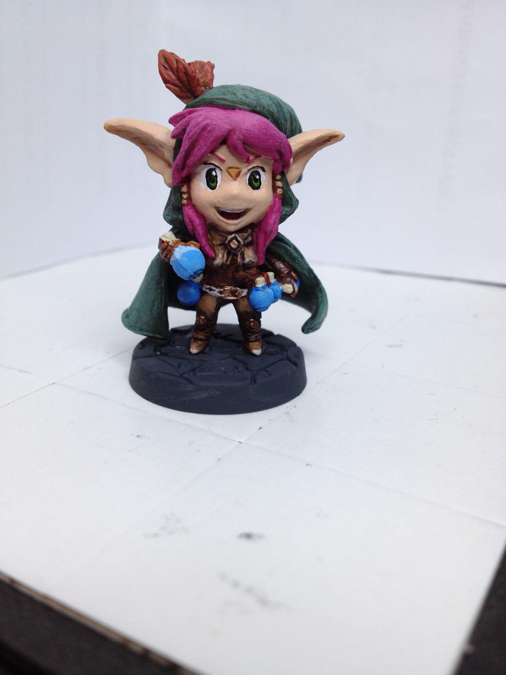 Super Dungeon Explore, Fey Alchemist Smurfs, Dungeon