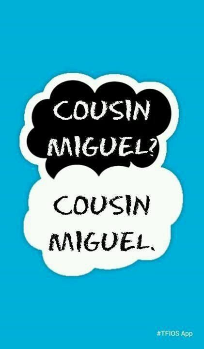 Cousin Miguel is my fav