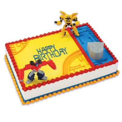 Brilliant Publix Aprons Catering With Images Transformers Cake Funny Birthday Cards Online Ioscodamsfinfo