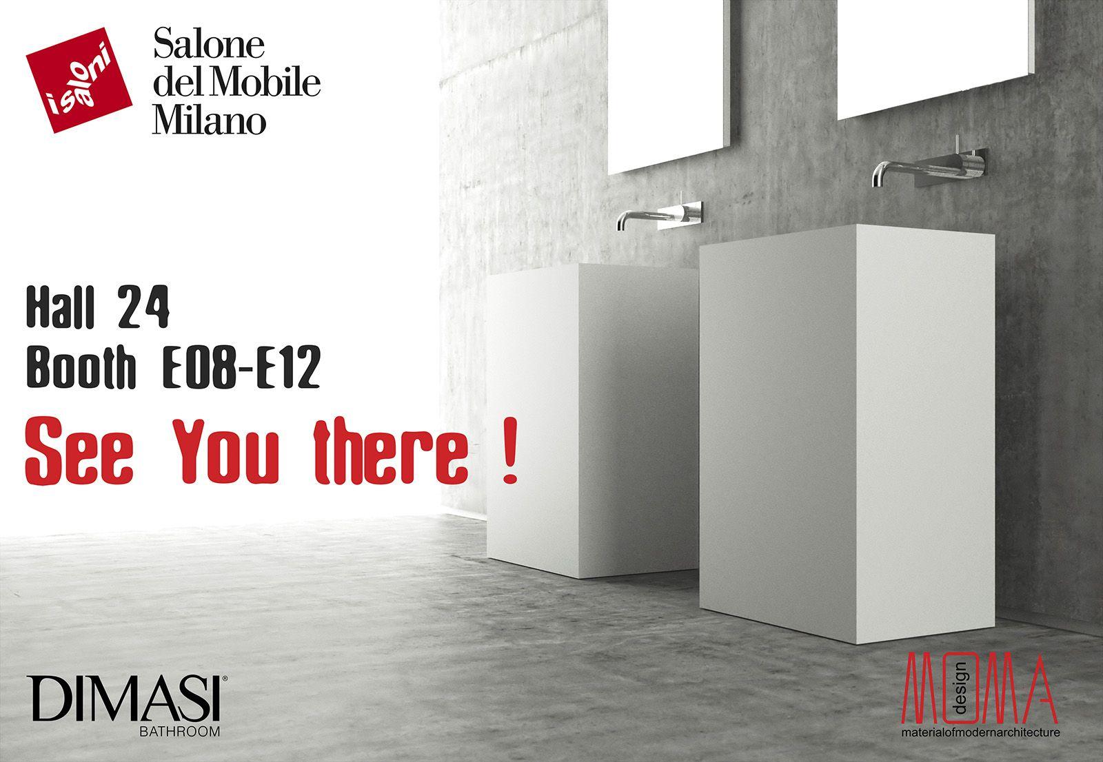 MOMA Design @ Salone del Mobile 2014 Milano / 8th – 13th April 2014 – Milan Fairgrounds, Rho #ISaloni #SaloneBagno #SalonedelMobile #design #architecture #fuorisalone #bathroom #FieraMilano #MOMADesign