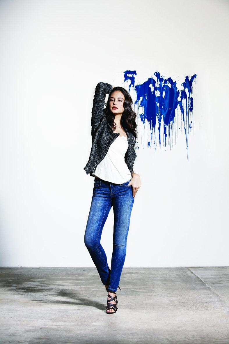 Nieuwe collectie bij Longlicious: Mavi Jeans lentemaat 36&38