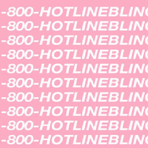 Hotline Bling Drake Lyrics