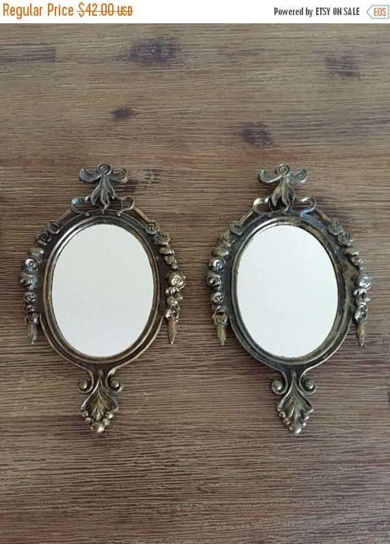 A personal favorite from my Etsy shop https://www.etsy.com/listing/482951278/vintage-ornate-italian-mirror-small