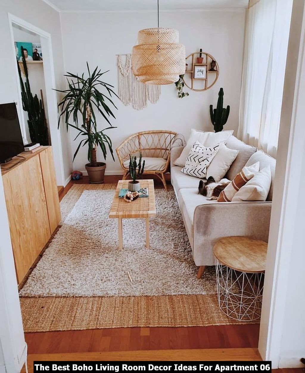 the best boho living room decor ideas for apartment in