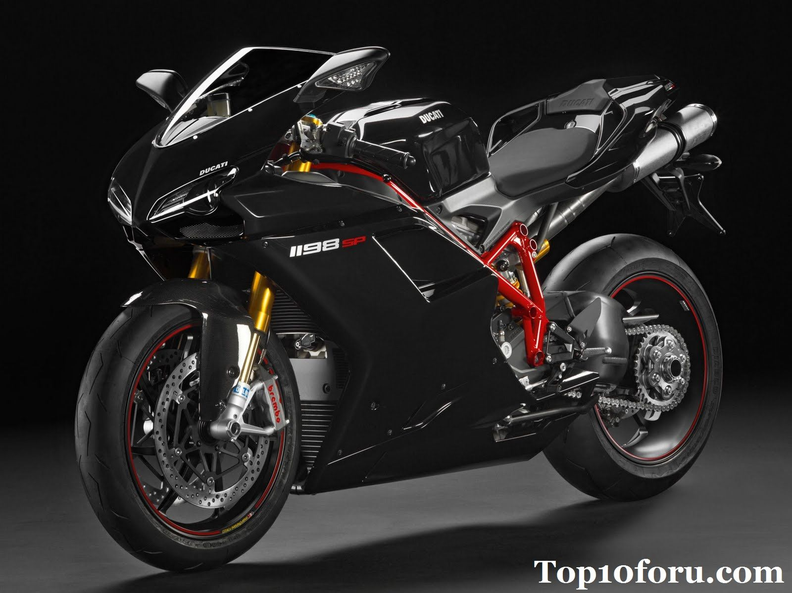 Top 10 Most Expensive Bikes In India Ducati 1198