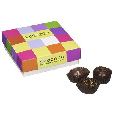 Packaging: Chococo Chocolates