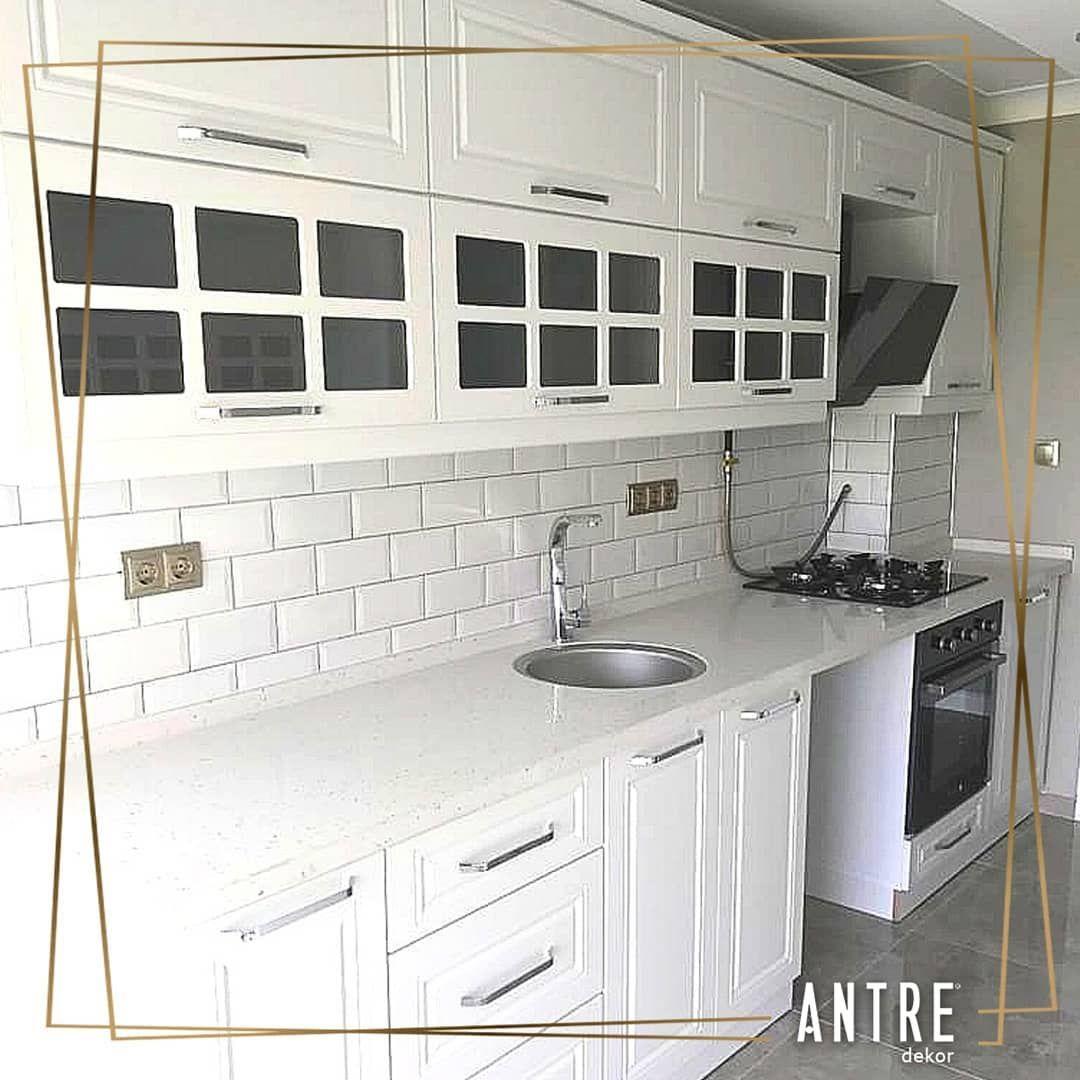 Sizde mutfağınızı yenilemek istiyorsanız arayın ücretsiz keşif yapalım  Yaşar Bey'in Mutfağı Yer: Bornova  #ant...