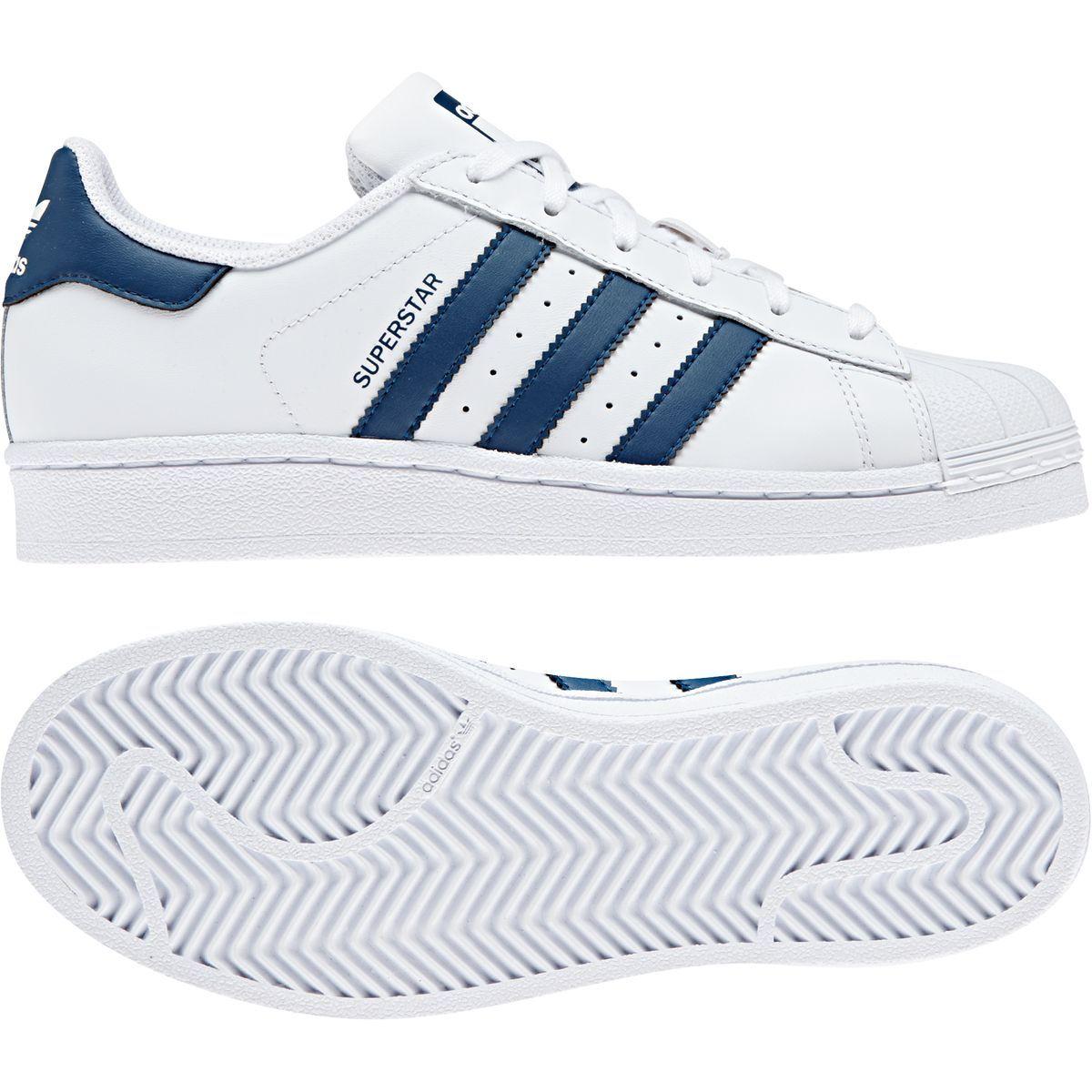 Chaussures Superstar - Taille : 35 1/2 | Chaussure adidas ...