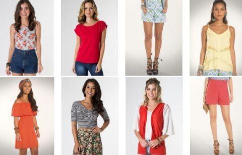 c10a0b080 Promoção Moda feminina Mercatto Posthaus – Blusas Corppeds Shorts Vestidos  e outras peças