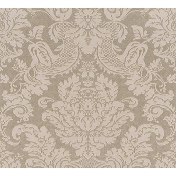 Interior Place - Agnese Light Grey 2537-M3963 Embossed Damask Wallpaper, $49.99 (http://www.interiorplace.com/agnese-light-grey-2537-m3963-embossed-damask-wallpaper/)