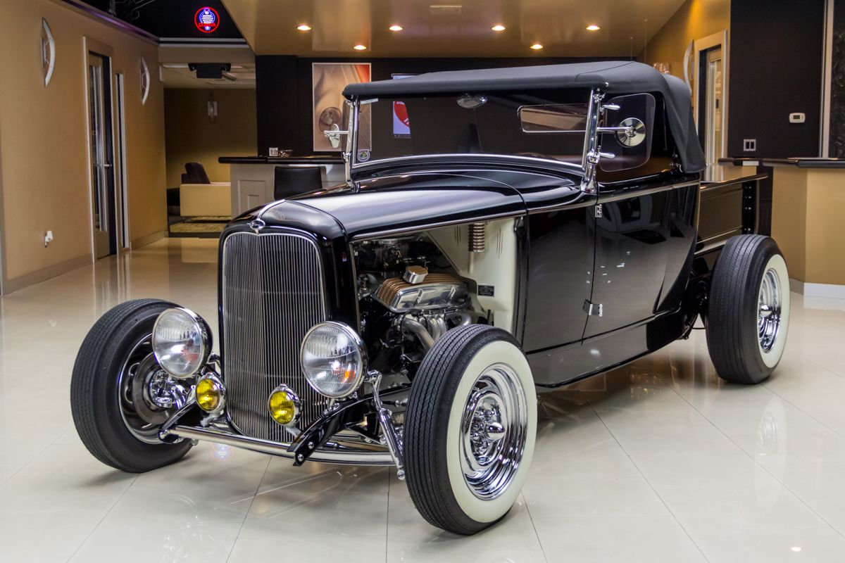 1930 Ford Model A 5 window coupe, street hot rod   Custom cars for ...