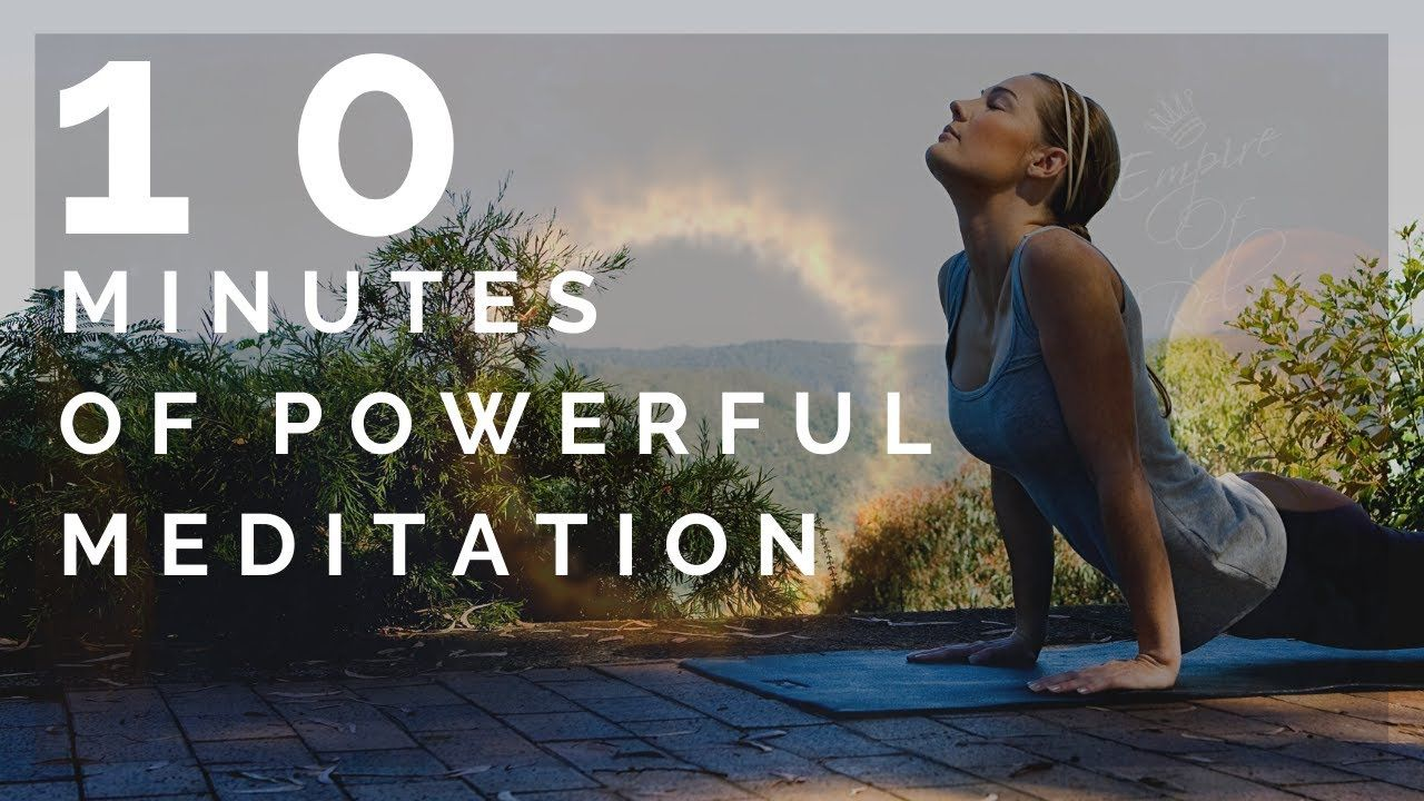 10 Min Meditation Music For Positive Energy and Finding ...