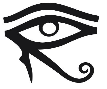 The Left Eye Of Ra Also Called The Lunar Eye Corresponds To