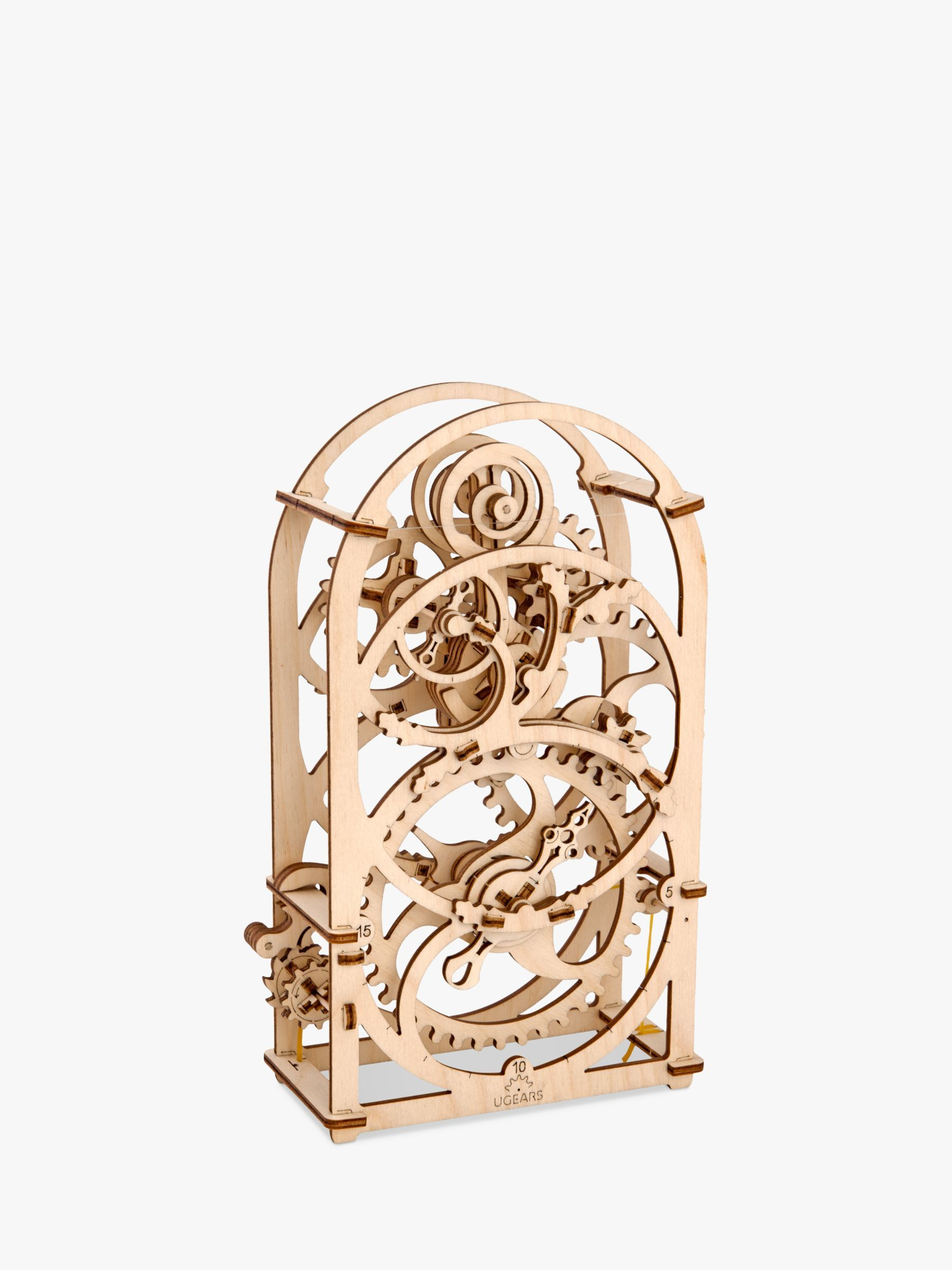 Ugears Chronograph Timer Wood Puzzle In 2019 Wood Moving Kit