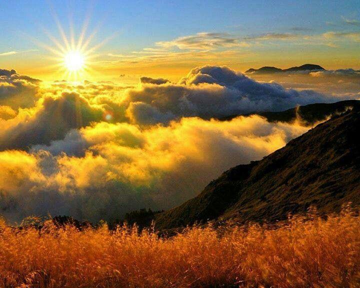 Awesome sunrise ☺