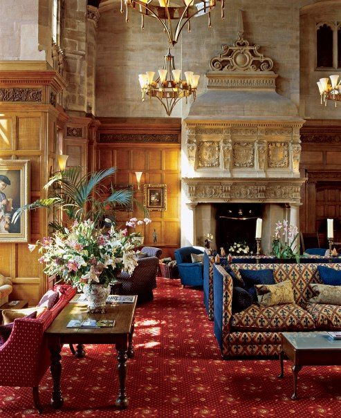 Ad Hotels Devon S Bovey Castle Devon Castles And