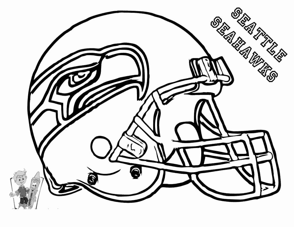 Denver Broncos Coloring Page Beautiful Denver Broncos Mascot Coloring Pages Csb Linear Free In 2020 Football Coloring Pages Sports Coloring Pages Seahawks Football
