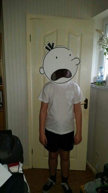054096e27 Diary of a Wimpy Kid for World Book Day | תחפושות in 2019 | Book ...